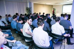 Evento de TI em Blumenau